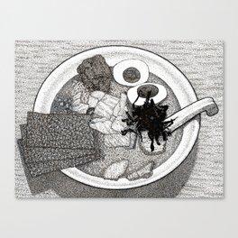 Bowl of Ramen Canvas Print