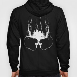 Flaming Specs Hoody
