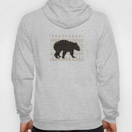 tritri bear Hoody