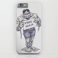 Free Hulk iPhone 6s Slim Case