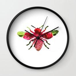 bee_dream_02 Wall Clock