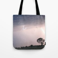 mother nature's fury Tote Bag