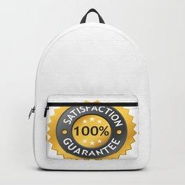 GUARANTEE Pop Art Backpack
