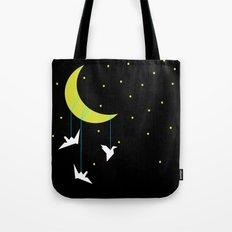 Night birds Tote Bag