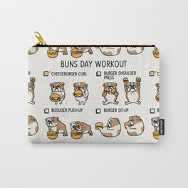 Buns Day Workout Carry-All Pouch