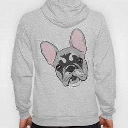 Jersey the French Bulldog Hoody