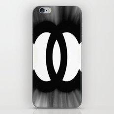 B&W Fashion C iPhone & iPod Skin