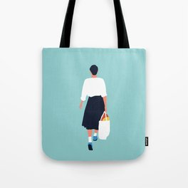 Shopping day Tote Bag