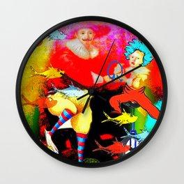 Suessical Dream Wall Clock