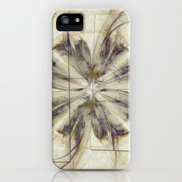 Groundlessness Balance Flowers  ID:16165-144053-72851 iPhone Case