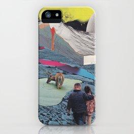 Acid Trip iPhone Case