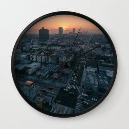 Wilshire & 6th Wall Clock