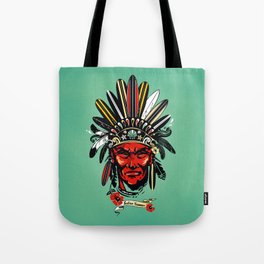 THE INDIAN SUMMER Tote Bag
