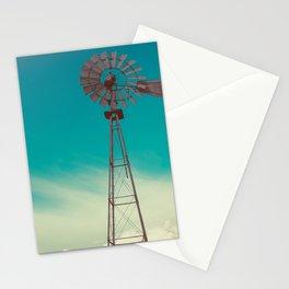 WINDMILL SKY  Stationery Cards