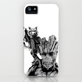 guardians iPhone Case