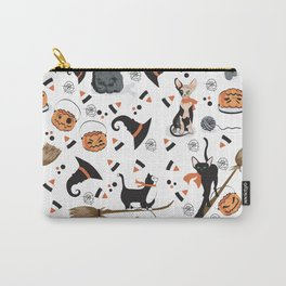 Witch cats Carry-All Pouch