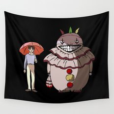 Twisty and Dandy Wall Tapestry