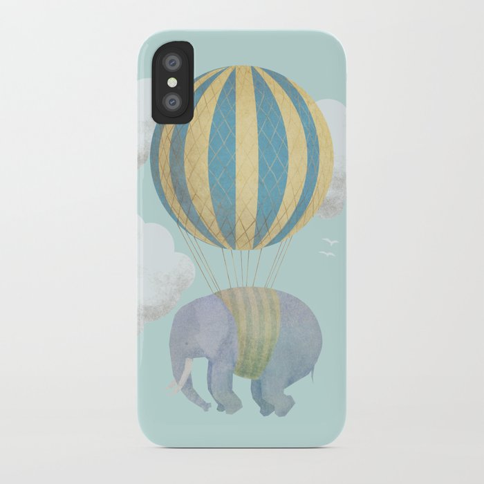 Escape From the Circus iPhone Case