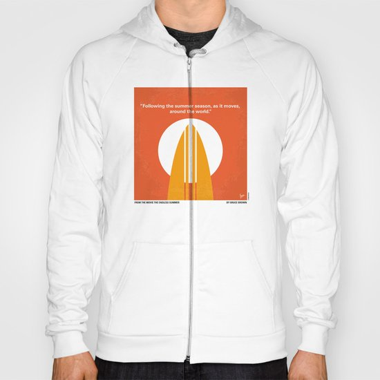 No274 My The Endless Summer minimal movie poster Hoody