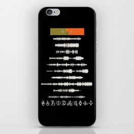 22, A Million (10) iPhone Skin