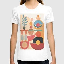 Modern Abstract Art 73 T-shirt