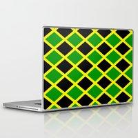 jamaica Laptop & iPad Skins featuring Jamaica Jamaica Jamaica by cleopetradesign.com