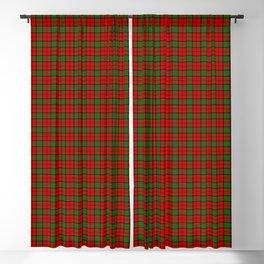 Dunbar Tartan Plaid Blackout Curtain