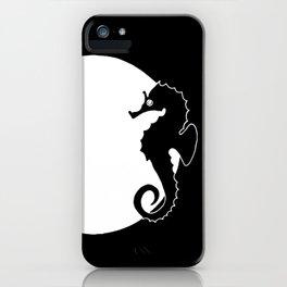 Little Seahorse iPhone Case