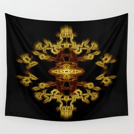 Nature's Mind Wall Tapestry