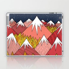 The mountains in the forest Laptop & iPad Skin