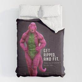 Barney, Loves Fitness Comforters