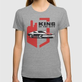 Muscle Car - the king T-shirt
