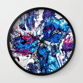 Splat One Wall Clock