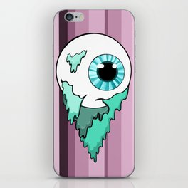 Eye | Melt iPhone Skin