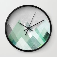 Graphic 107 Wall Clock