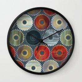 Blade Wall Clock