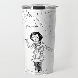 La pluie Travel Mug