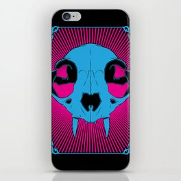 The Cats Meow iPhone Skin