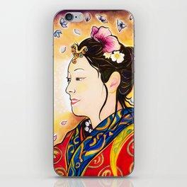 Amaterasu Goddess iPhone Skin