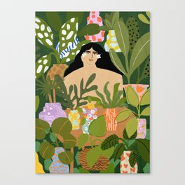 I Need More Plants Canvas Print