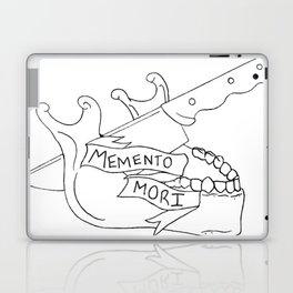 Menmento Mori Laptop & iPad Skin
