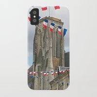bastille iPhone & iPod Cases featuring BASTILLE DAY by Máirtín Taidhg Jack