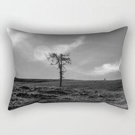 Zeitgefluester NO3 Rectangular Pillow