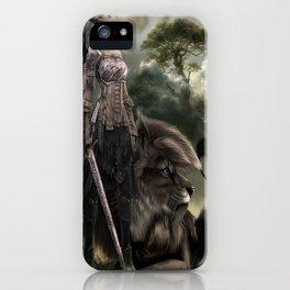 """""""Lion's Pride"""" iPhone Case"""