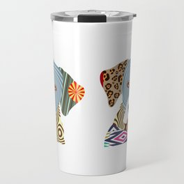 Louisiana Catahoula Leopard Dog Travel Mug