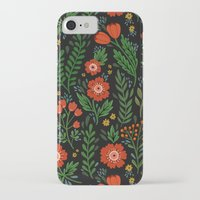 russian iPhone & iPod Cases featuring Russian flowers by A.Vogler