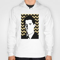 dale cooper Hoodies featuring Special Agent Dale Cooper by TwO Owls