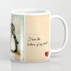 Penguin love -  Mug