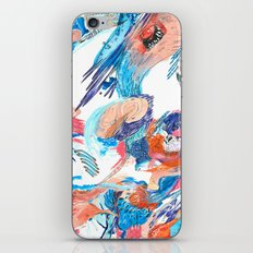Wanderlust 1 iPhone & iPod Skin