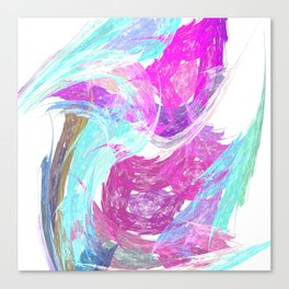 Original Abstract Duvet Covers by Mackin & MORE Canvas Print